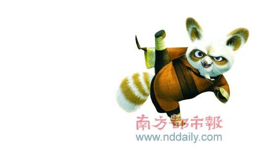 好莱坞动画13年间玩转中国元素 美食最有亲切感