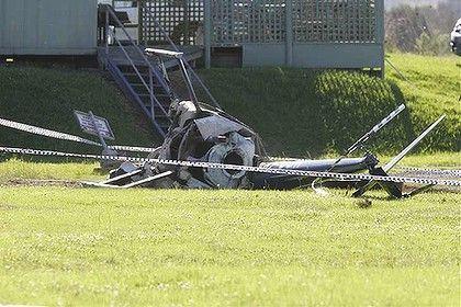 《夺命深渊》制片人澳洲坠机遇难 为卡梅隆密友