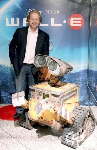 组图:《机器人瓦力》伦敦首映无敌眼神镇全场