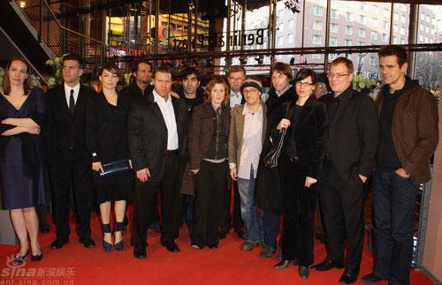 组图:《德国09》首映德国新导演集结出镜