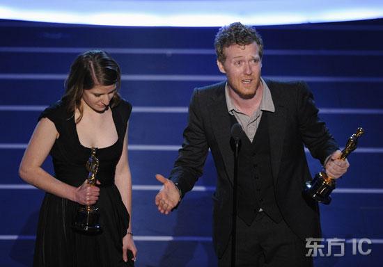 图文:《FallingSlowly》获奥斯卡最佳歌曲奖