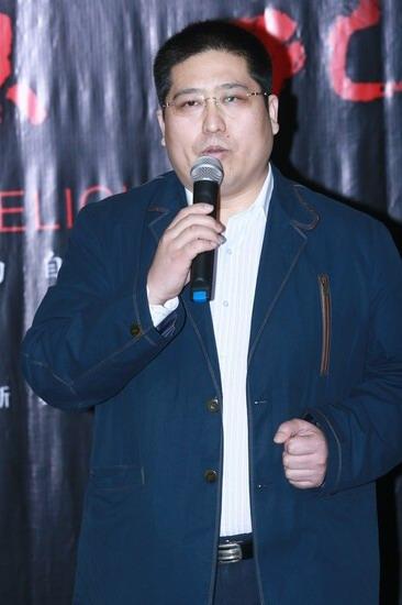 图文:《双食记》首映--激动影业总经理