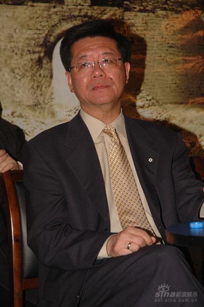 图文:《张纯如》首映--史维会主席王裕佳