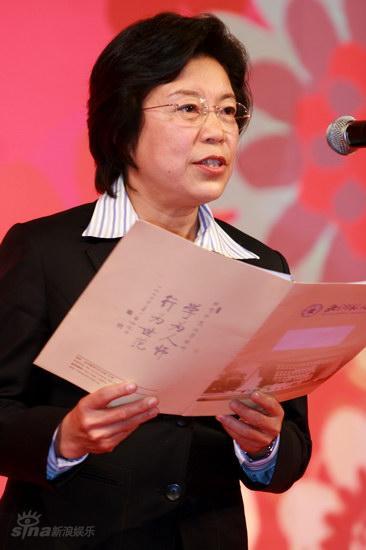 图文:大学生电影节--北师大学党委书记刘川生