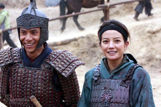 今年华语热门电影扫描 花木兰
