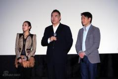 组图:《梅兰芳》韩国宣传章子怡显时尚华贵