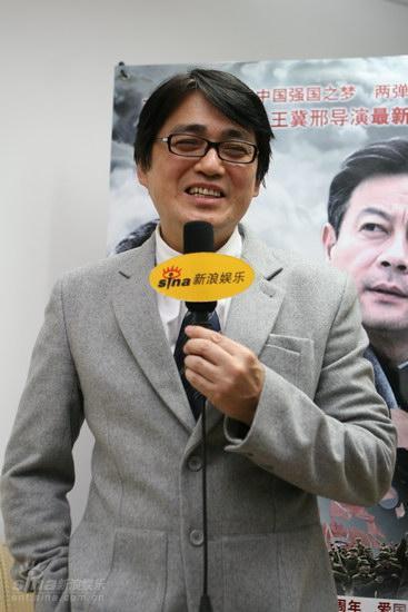 图文:大学生电影节开幕-汤镇宗