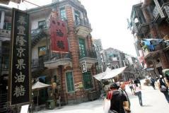 《十月围城》首开城4300万复制百年前香港(图)