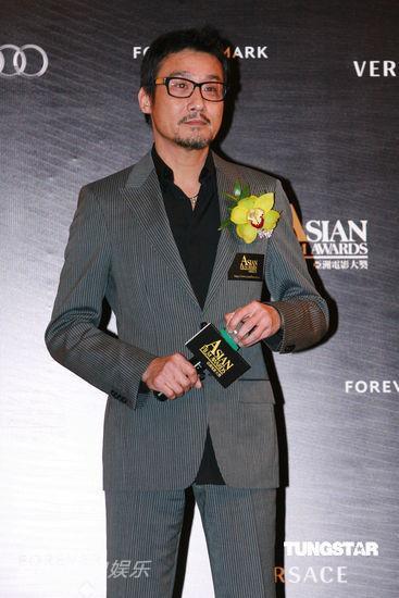 图文:亚洲电影大奖提名公布-梁家辉出任评审主席