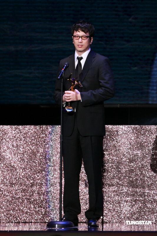 图文:亚洲电影大奖-《蝙蝠》获最佳视觉效果奖