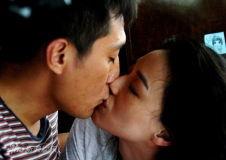 组图:电影《不再让你孤单》曝光刘烨舒淇吻戏