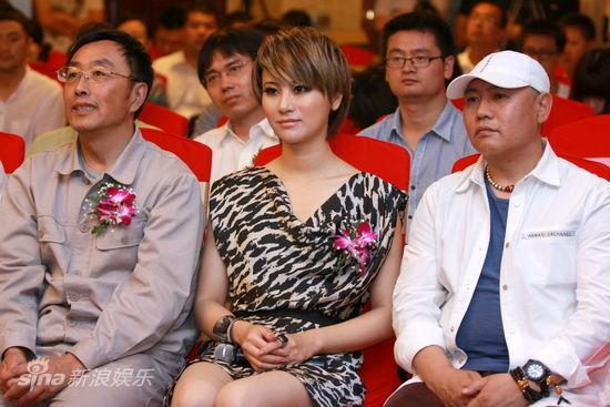 郭明义(左起)尚雯婕李杰