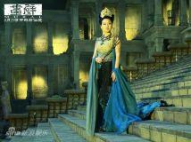 闫妮《画壁》霸气逼人为爱所伤成冷血女王(图)