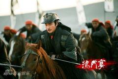 《鸿门宴》曝刘邦登基照黎明演枭雄显王者风范