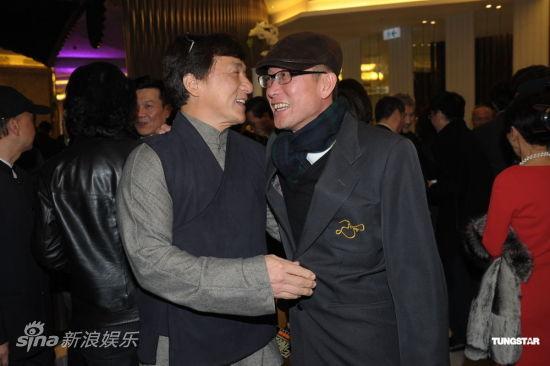 成龙和刘伟强