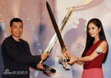 《大武当》6日上映赵文卓称杨幂为女神