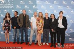 威尼斯影展新掌门:不想被指责忽略中国电影