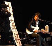 恰克与飞鸟上海演唱会