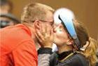 奥林匹克深情之吻