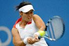 网球女单李娜无缘决赛
