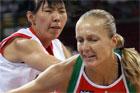 中国女篮胜白俄罗斯进四强