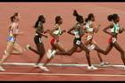 女子5千米埃塞俄比亚包揽金铜