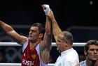 拳击91公斤级俄罗斯夺冠