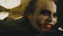 《蝙蝠侠6》小丑嘴脸