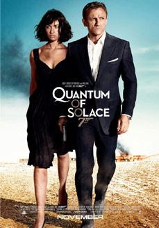 007:量子危机中文海报