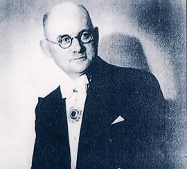 《拉贝日记》主人公原型约翰-拉贝