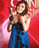 第八届:梁静茹获最佳女歌手