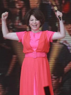 蔡琴获殿堂歌手奖 粉红阿姨歌声响彻全场