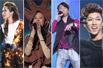 高清:深圳卫视跨年晚会巨星云集 莫文蔚驯鹿装对决张佑赫
