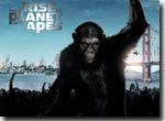 20世纪FOX展台:《人猿星球的崛起》和神秘大作
