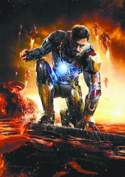 full hd iron man 3 wallpapers