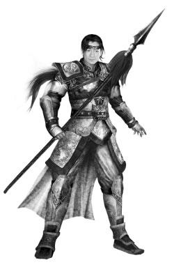 实际上是人称﹃常山赵子龙﹄的蜀国五虎上将赵云的个人传记片-见龙