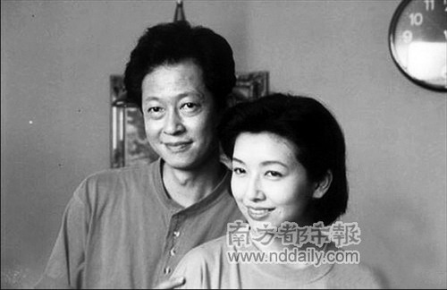 王志文陈坚红将成婚新娘不是银幕情侣江珊(图)