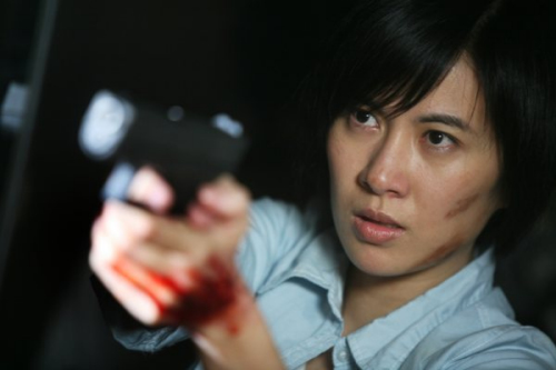 评论:《火龙对决》中的叶璇完美依旧