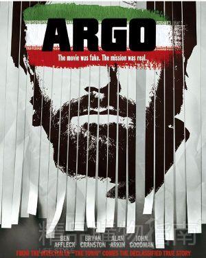 以《逃离德黑兰》(Argo)冲击奥斯卡