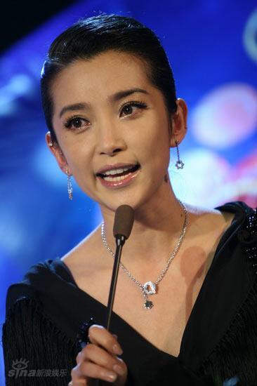 2007年终盘点之十大魅力电影演员-李冰冰
