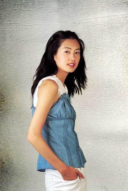 细数已婚韩国女星的幸福生活--李瑶媛