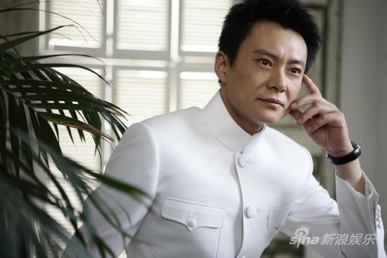资料图片:华谊双年汇艺人名单-王斑