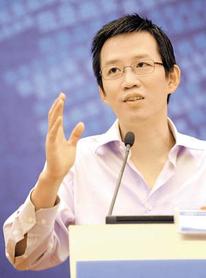实录:年度感召力人物吴晓波通过VCR发表感言
