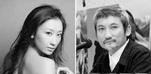 《女人不坏》剧组探班徐克绯闻女友变助理(图)
