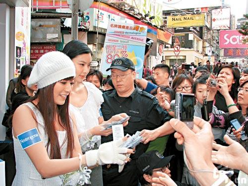 江若琳明年还清100万乐基儿拒谈黎明爱逛闹市