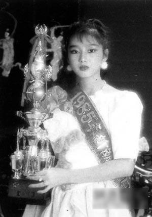 朱丽倩年轻时热衷选美曾是社交明星(图)