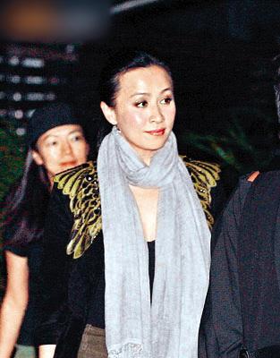 刘嘉玲被指怀孕成功梁朝伟戴安胎绳保平安(图)
