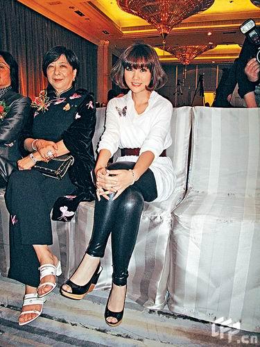 谢安琪为《蝶》唱主题曲想演爱情音乐剧(图)
