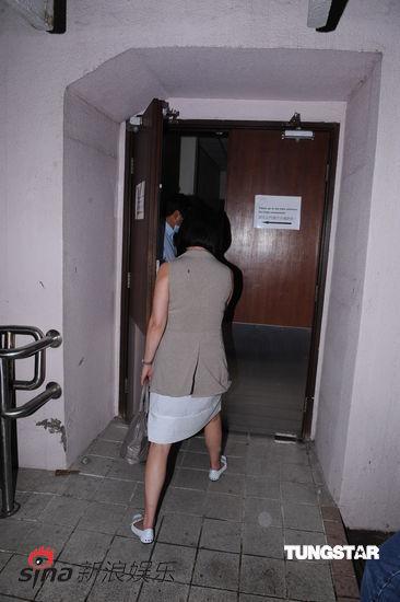 赌王何鸿燊再次住院 家人低调走后门探望(图)