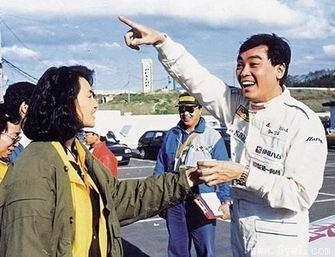 张曼玉与尔冬升旧情回顾:他最爱的是车不是我